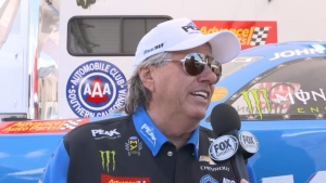 John Force's Hunt for His 150th Win