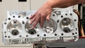 EncycloSPEEDia: Inside the Top Fuel Hemi Cylinder Head