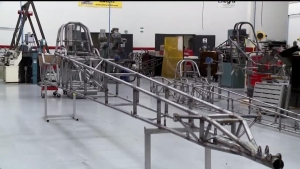 EncyloSPEEDia: Beginning a Top Fuel chassis build