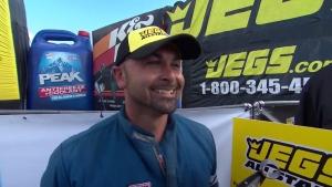 JEGS Allstars Super Stock winner James AntonetteJr.