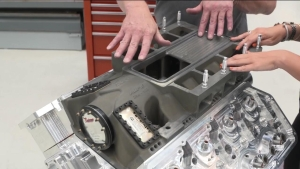 EncycloSPEEDia: Inside a Top Fuel Intake Manifold