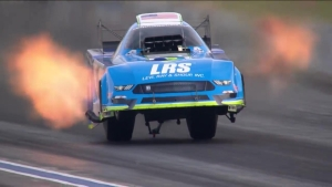 NHRA 101: The Aftermath of Tim Wilkerson's Funny Car Wheelstand