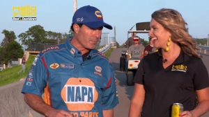 Walk 1,000 Feet with Ron Capps