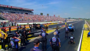 FOX Broadcast Open From the 63rd Chevrolet Performance U.S. Nationals