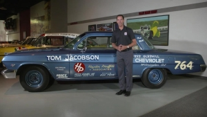 Night at the Museum: Butch Leal's 1962 409 Chevy Biscayne