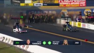 Fast Five: Dodge NHRA Nationals