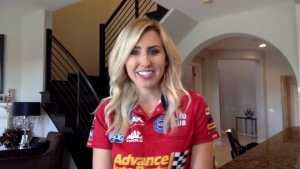 NHRA Today: Courtney Force on her Goals for Dallas