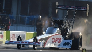 Steve Torrence rockets to the No. 1 qualifier in Dallas
