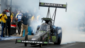 Brittany Force gets the victory in Dallas