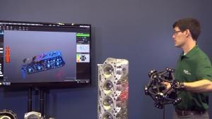 NHRA 101: 3-D Laser Scanner