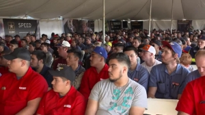 The NHRA YES Program at the Texas Motorplex