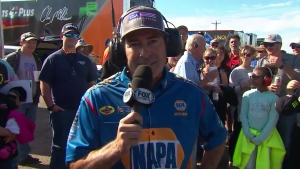 Ron Capps' Live Interview from the AAA Texas NHRA FallNationals