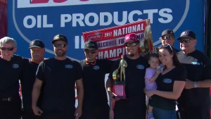 Fast Five: NHRA Toyota Nationals