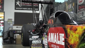 EncycloSPEEDia: How the Wings and Chutes of a Top Fuel Dragster Work