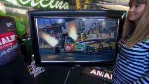 Kenny Youngblood's Top Fuel Wedding Gift to Terry McMillen