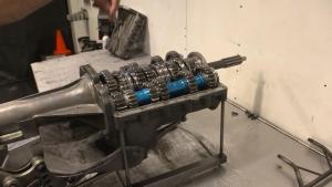 NHRA 101: Inside a Pro Stock Car Transmission