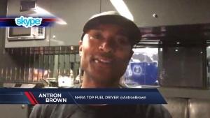 Antron Brown discusses 2017 season