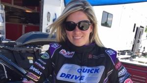 Pro Mod racer Melanie Selemi