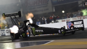 Brittany Force is on a roll and takes the No. 1 qualifier at the #4WideNats