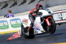 NHRA 101: Inside the Pro Stock Motorcycle that broke the 200-mph barrier