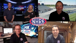 NHRA Today Roundtable: 2018 NHRA Southern Nationals Powered by Mello Yello