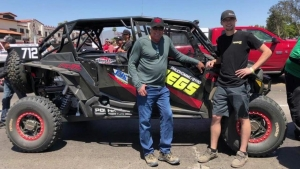 Prudhomme returns to Baja on the 50th anniversary of racing for Steve McQueen