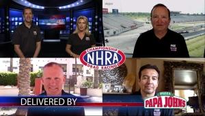 Menards NHRA Heartland Nationals Roundtable