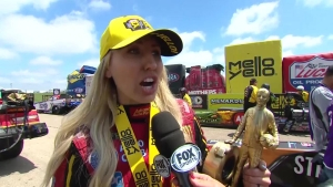 Courtney Force goes back to back with Funny Car victory at 2018 Menards NHRA Heartland Nationals in Topeka