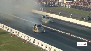 Dodge Tales from the Strip: Tony Pedregon's first Funny Car win over John Force