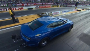 eCOPO Camaro hits the 9-second mark in second run of weekend