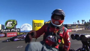 Doug Kalitta wins second-straight Top Fuel Winternationals