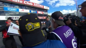 Vance & Hines team owner Terry Vance donates $1 million to B.R.A.K.E.S at Winternationals