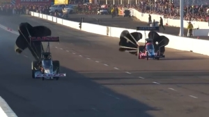 Billy Torrence nabs second career Top Fuel pole in Phoenix