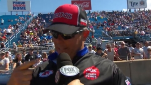 2018 JEGS Route 66 NHRA Nationals Top Sportsman winner Don O'Neal