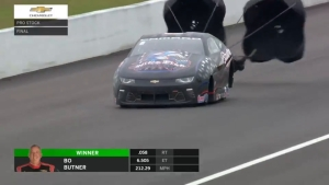 Bo Butner scores second Pro Stock win of the season at Gatornationals