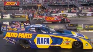 2018 Fitzgerald USA NHRA Thunder Valley Nationals Friday recap