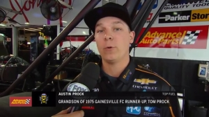 Advance Auto Parts Inside the Pits with Austin Prock