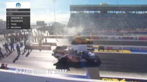 Fast Five - 2019 Denso Spark Plugs NHRA Four-Wide Nationals