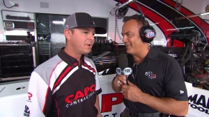 Tony Schumacher takes us inside the pits at the 2019 Denso Spark Plugs NHRA Four-Wide Nationals
