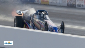 Jet dragsters, fighter jets, and even Air Force One made appearances at the 2019 Denso Spark Plugs NHRA Four-Wide Nationals