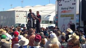 Top Fuel racer Clay Millican hosts Nitro School in Las Vegas