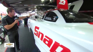 NHRA 101: Aerodynamics and Funny Cars with Bruno Massel
