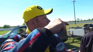 Take a ride on the Mello Yello Express with the Houston winners