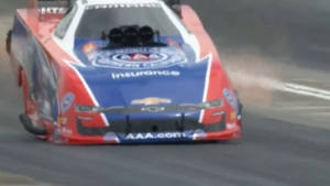 Saturday qualifying recap from the Arby's NHRA Southern Nationals