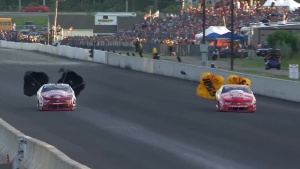 Greg Anderson captures Pro Stock No. 1 at NHRA New England Nationals in Epping