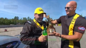 Chris McGaha captures Pro Stock win at 2018 NHRA New England Nationals in Epping