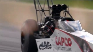 Steve Torrence discusses NHRA New England Nationals win