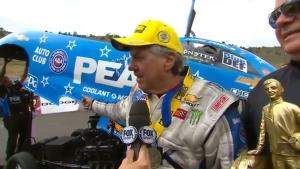 John Force earns Funny Car win at 2018 Dodge Mile-High NHRA Nationals in Denver