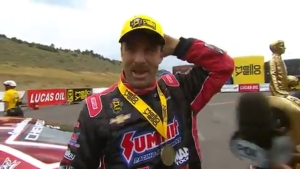 Greg Anderson snags Pro Stock win at 2018 Dodge Mile-High NHRA Nationals in Denver