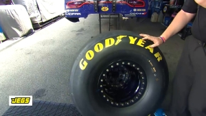 JEGS How it Works: The Goodyear Eagle Dragway Special Top Fuel and Funny Car tire
